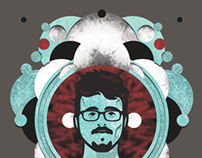 DJZ.COM Artist/DJ T-Shirt Design