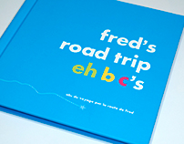 Fred's road trip eh b c's