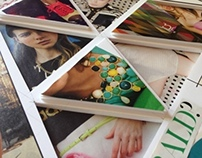 2013 Summer Retro Trend Board for Urban Outfitters