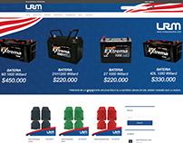 WebSite LRM Accesorios