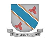 Hoërskool President 50-year Reunion Logo