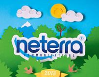 Neterra - Calendar 2013