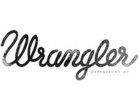 Selection of Wrangler T-Shirt Graphics