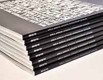 WRCA Annual Athletic Sponsorship Catalog