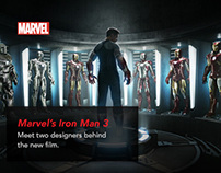 artinstitutes.edu redesign - Iron Man 3
