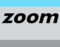 Zoom, Sound Poem Stills