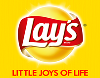 Lays-Little joys of life