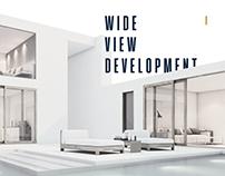 Wide View Development