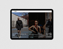 Nuage Web Design & Branding