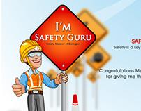 Safety Mascot