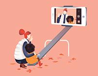 Washington Post | Sitters and Social Media