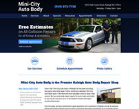 Mini-City Auto Body