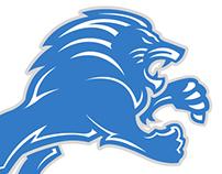 Detroit Lions Concept