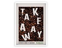 Polifonía Café | Diseño de cartelería