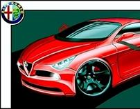 Sport Coupe Alfa Romeu