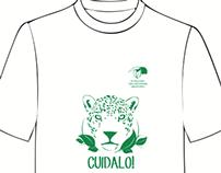 Fundacion Vida Silvestre - Afiche, Stickers, Remeras -