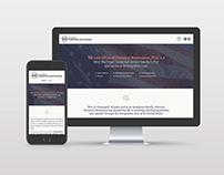 Law Office of Christian Montesinos WordPress Web Design