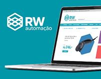 RW Automação | E-commerce