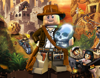 Lucas Arts - Lego Indy 2