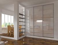 Casa privata - Loft a Milano.