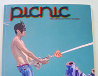 Colaboración para la revista PICNIC
