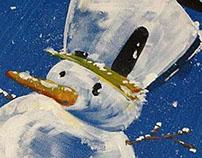snow cap duck