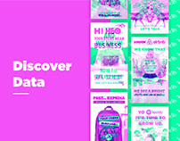 Discover data