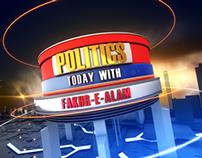 Politics With Fakhr-e-Alam