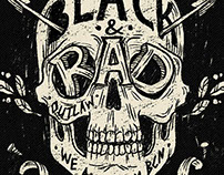 Black and Rad Handlettering, Calligraphy, Logos - 2