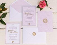 Print | Wedding Invitation