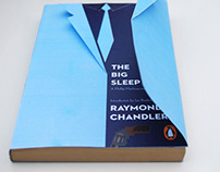 The Big Sleep Book Jacket