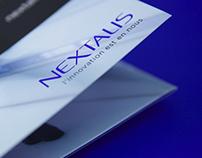 Nextalis Group visual identity