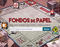 FONDOS DE PAPEL