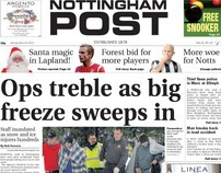 Nottingham Post Redesign