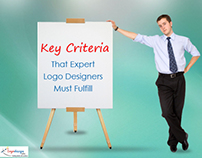 Key Criteria that Expert Logo Designers Must Fulfill