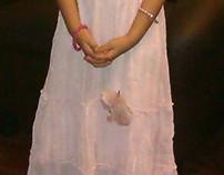 Upcycled Princess dress