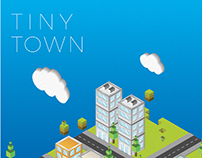 TINY TOWN: Modular, Isometric game concept
