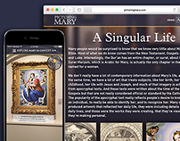 Picturing Mary: The Future of Museum & Exhibit Design