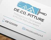 De.Co. Pitture - Business Card