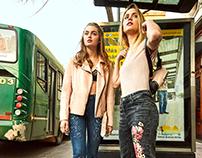 RIPLEY - Jeans y Zapatillas