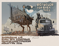 Refueler for Baba Yaga