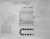 TH1 / 201710/ Sainte Chapelle