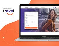 Travel - Web Platform