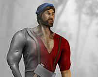 Hans - CG Character
