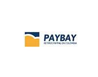 Logotipo PayBay - Retiros PayPal Col.
