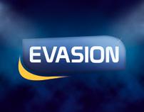 Evasion FM - Visual identity