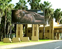 Activation - Sun City Spring Break - 'Human Billboards'