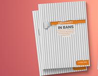 Creativity In Bans Book Design