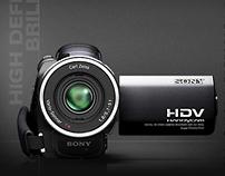 Sony HD Handycam HC1