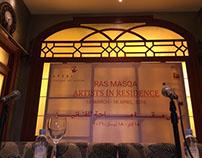 APEAL's Ras Masqa Artists in Residence